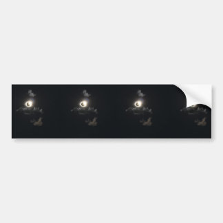 eclipse bumper sticker