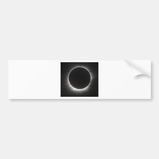 Eclipse Bumper Sticker