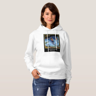 Eclipse Cartoon 9524 Hoodie