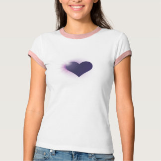 Eclipse Heart T Shirt