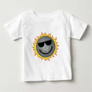 Eclipse image baby T-Shirt