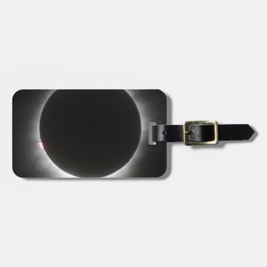 Eclipse Luggage Tag