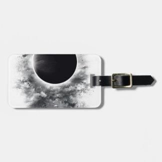 Eclipse Luggage Tag