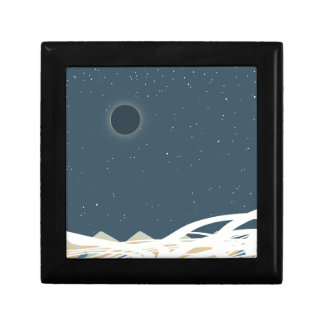 """Eclipse of Sun Art with """"Snakes"""" Trinket Boxes"""