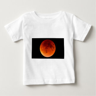 Eclipse of the Blood Moon Baby T-Shirt