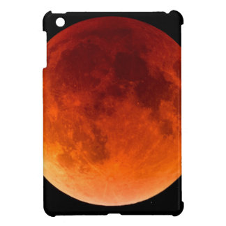 Eclipse of the Blood Moon iPad Mini Cover