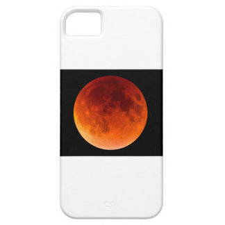 Eclipse of the Blood Moon iPhone 5 Case