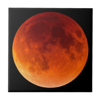 Eclipse of the Blood Moon Tile