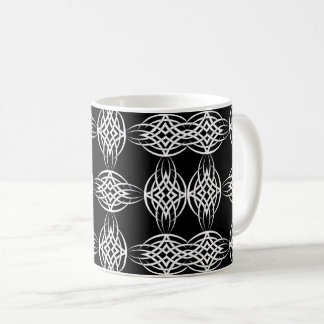 Eclipse offset coffee mug