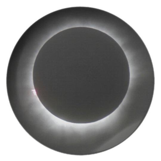 Eclipse Party Plates