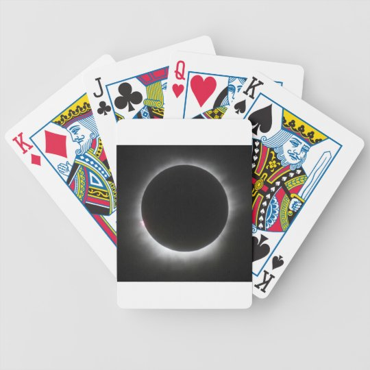 Eclipse Poker Deck
