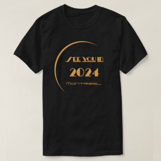 Eclipse T-Shirt Montreal
