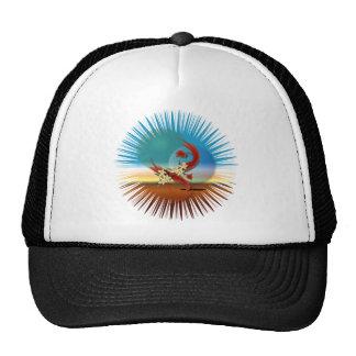 Eclipse Trucker Hat