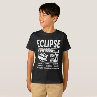 Eclipse U.S. Tour 2017 T-Shirt