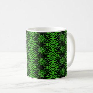 Eclipse Wallpaper ( Green ) Coffee Mug