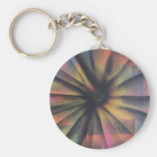Eclipsing Keychain