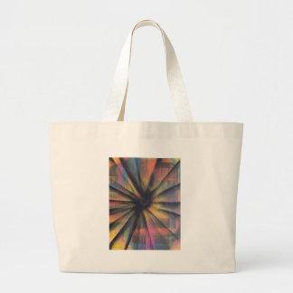 Eclipsing Large Tote Bag
