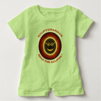 Ecliptomaniacs Rock The Eclipse Jumper Baby Romper