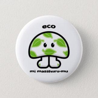 eco 2 inch round button