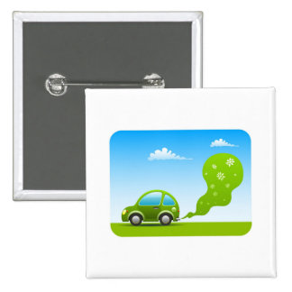 eco-because 2 inch square button