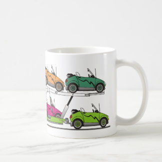 Eco Car Carrier Coffee Mug