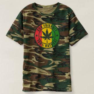 Eco Friendly - 100% Natural - Jah Army shirt