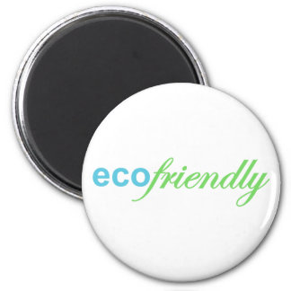 Eco Friendly 2 Inch Round Magnet