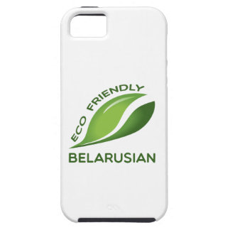 Eco Friendly Belarusian. Case For The iPhone 5