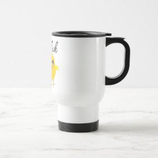 Eco-Friendly Chick Coffee Mugs