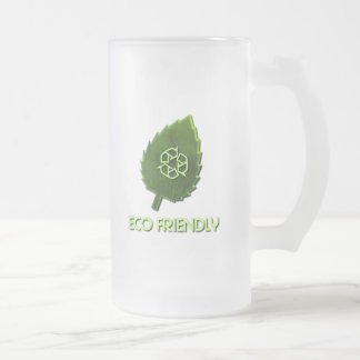 Eco Friendly Frosted Mug