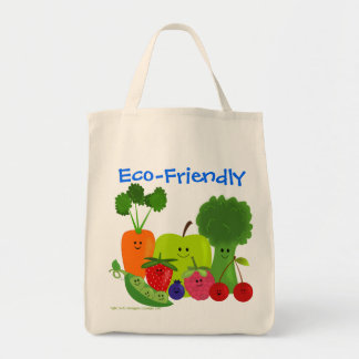 Eco-Friendly Fruits and Veggies Bag