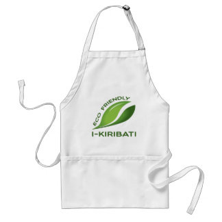 Eco Friendly I-Kiribati. Standard Apron