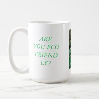 ECO FRIENDLY MUG