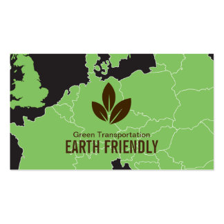 Eco Friendly Pack Of Standard Business Cards