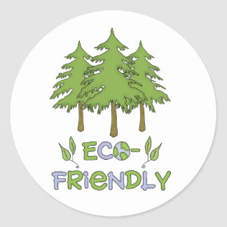 Eco Friendly Stickers