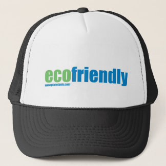 Eco Friendly Trucker Hat
