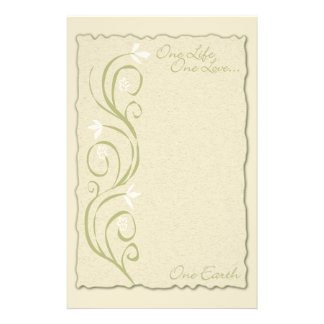 Eco-friendly Wedding stationery