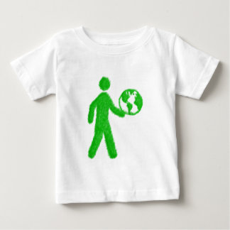Eco man baby T-Shirt