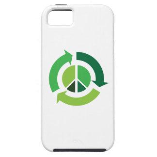 Eco Peace iPhone 5 Case