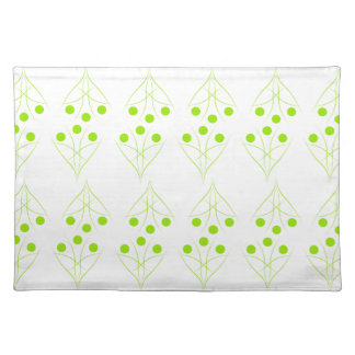 Eco tree placemat