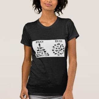 Eco vs Ego Tee Shirts
