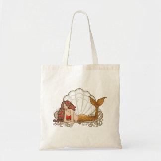 Ecobag de Sereia Tote Bag