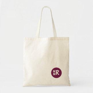 EcoBag My Purple Knapsack Tote Bag