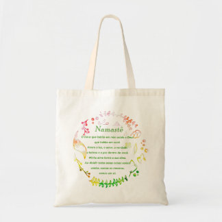 Ecobag Namastê Tote Bag