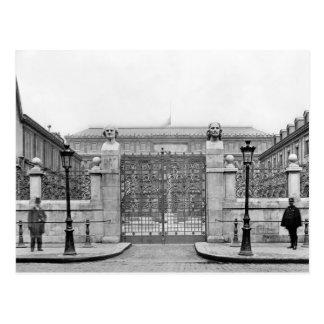 Ecole Nationale Superieure des Beaux-Arts Postcard