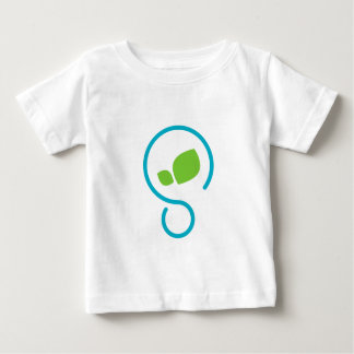 Ecological green lifestyle baby T-Shirt