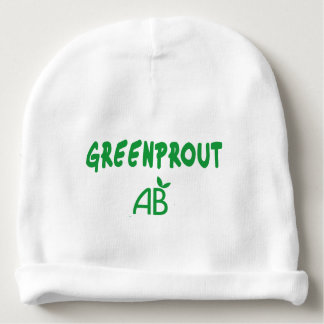 Ecological Greenprout Baby Beanie