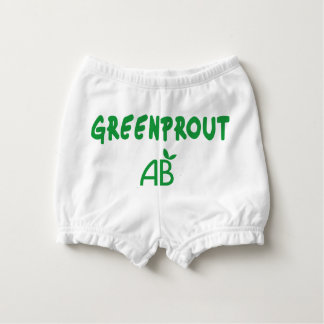 Ecological Greenprout Diaper Cover