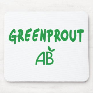 Ecological Greenprout Mouse Pad