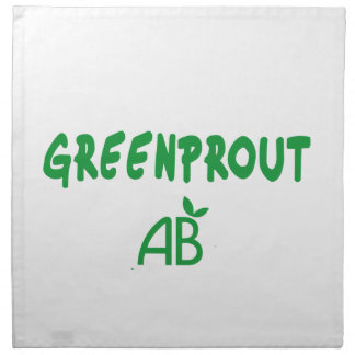 Ecological Greenprout Napkin